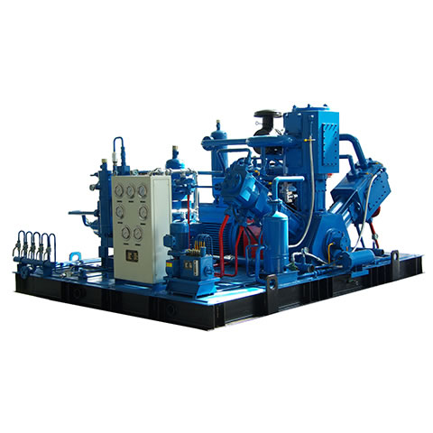 100-400bar High Pressure  air compressor
