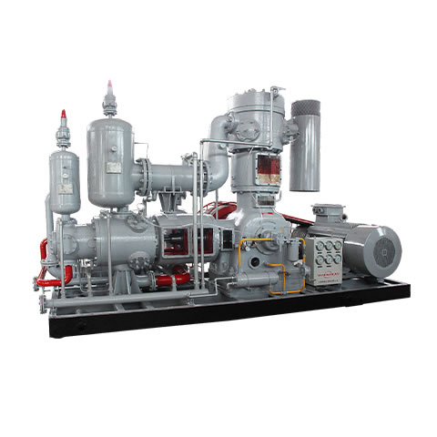 PET Oil free Compressor SZL Series